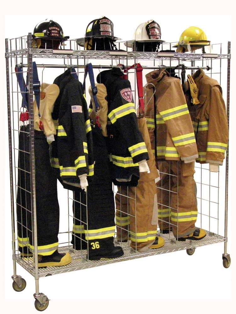 Mobile Ready Rack – Single Sided