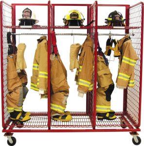 SOS Rack – PPE Storage