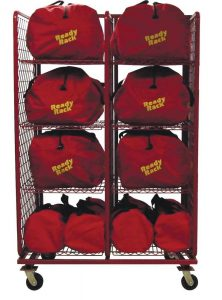 SOS Rack – Gear Bag Storage
